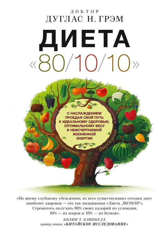 Грэм дуглас диета 80 10 10.