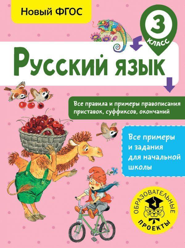 Русский язык. Все правила и примеры правописания приставок