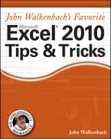 Mr. Spreadsheet's Favorite Excel 2010 Tips and Tricks
