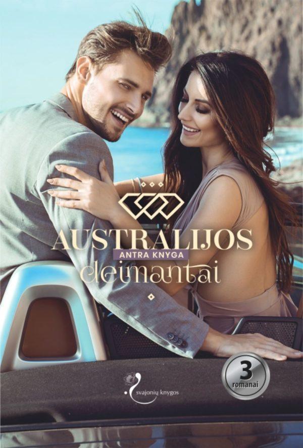 Australijos deimantai. Antra knyga