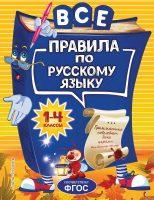 Все правила по русскому языку для начальной школы