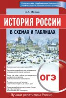 История России в схемах и таблицах. ОГЭ