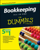 Bookkeeping All-In-One For Dummies