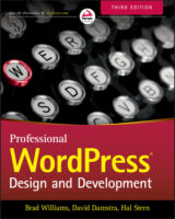 Professional WordPress. Design and Development