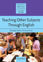 Teaching Other Subjects Through English