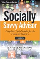 The Socially Savvy Advisor + Website