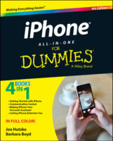 iPhone All-in-One For Dummies