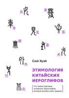 Этимология китайских иероглифов. Сто самых красивых китайских иероглифов